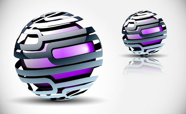 Best Adobe Illustrator 3D Logo Design