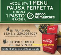 """Concorso """"Vinci la ghiacciaia con Coca-Cola e Autogrill"""" : in palio 10 Ghiacciaie Vintage"""