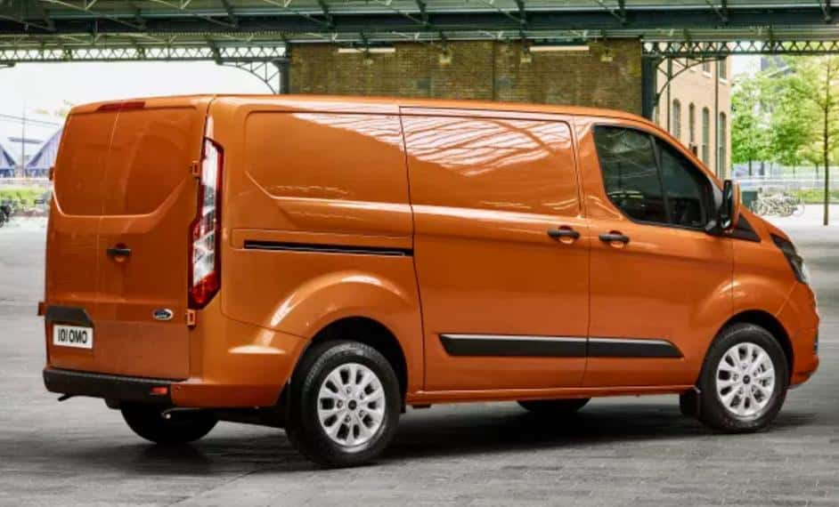 Ford Transit Custom Sport 2018