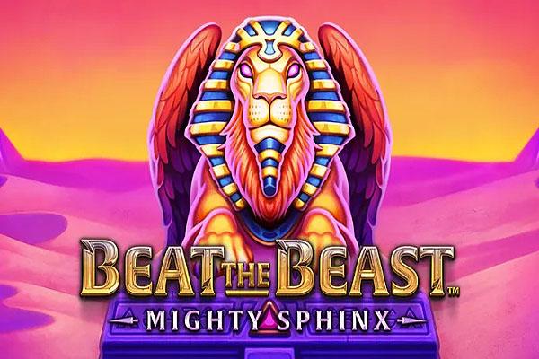 Main Gratis Slot Beat The Beast Mighty Sphinx (Thunderkick)