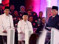 Prabowo Sebut Aparat Berat Sebelah, Jokowi: Ingat Hoax Ratna Sarumpaet?
