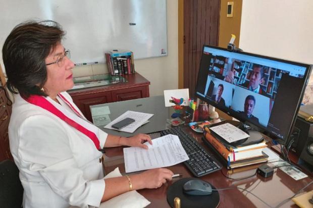 Ledesma pide establecer sanciones para quienes dilaten juicios injustificadamente