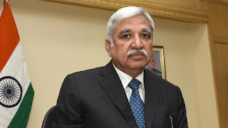 Sunil Arora Assumed Chairmanship of AWEB