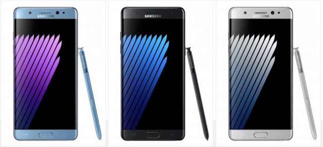 2016 Samsung Galaxy Note7