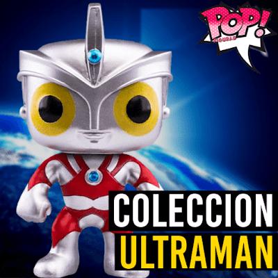 Lista de figuras Funko POP Ultraman