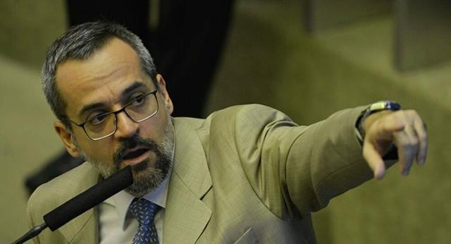 Weintraub deixa o Ministério