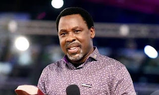 Tb joshua coronavirus prophecy saying it will end on the 27th of march