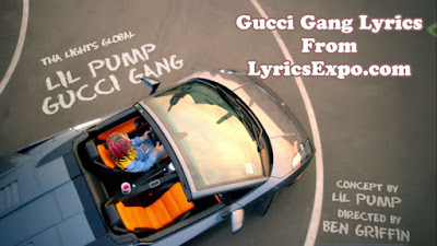 Gucci Gang Lyrics