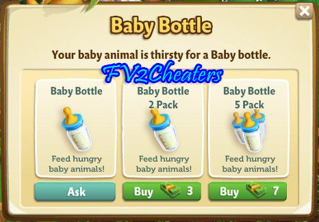 <b>Cheat Code</b> For Baby Bottle Packs <b>Farmville 2</b> - <b>Farmville 2 Cheat</b> ...