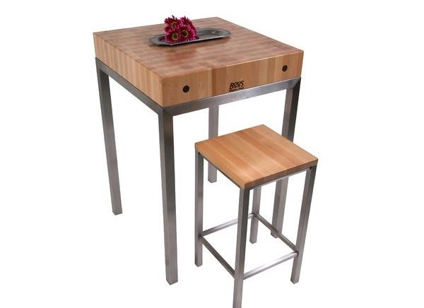 11 model Desain Meja Sederhana untuk Dapur Modern Minimalis