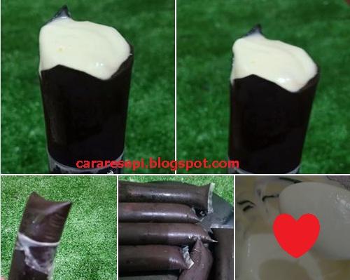 Resepi Aiskrim Ala Magnum Cara Membuat Ice Cream Malaysia Viral