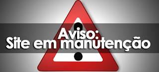 Mato Rico: Site fora do ar. Em nota, prefeitura diz que os serviços voltarão gradativamente
