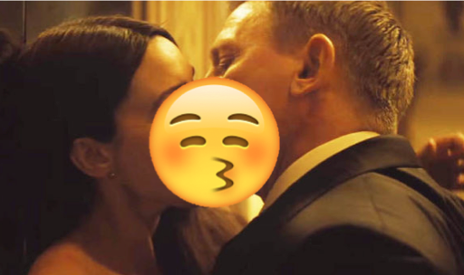 "Indian Censor Board cuts James Bond's ""excessive"" kissing in 'Spectre'"