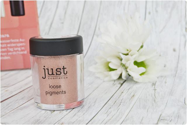 Pigmente Just Cosmetics