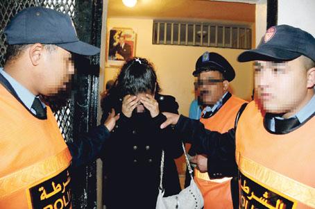تارودانت : تسجيل صوتي خطير يستنفر المصالح الأمنية ويقود صاحبته للإعتقال
