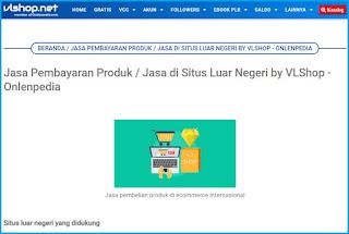 jasa pembayaran order produk di ebay terpercaya di indonesia
