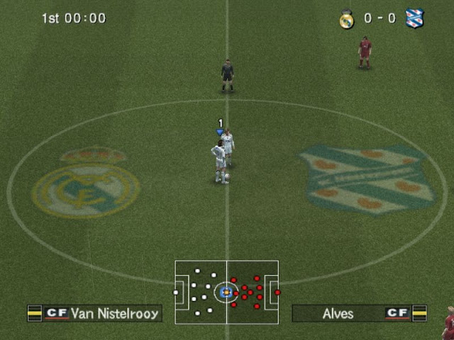 Pro Evolution Soccer 2007 (PES 07) PC Download Full Version Screenshot 1