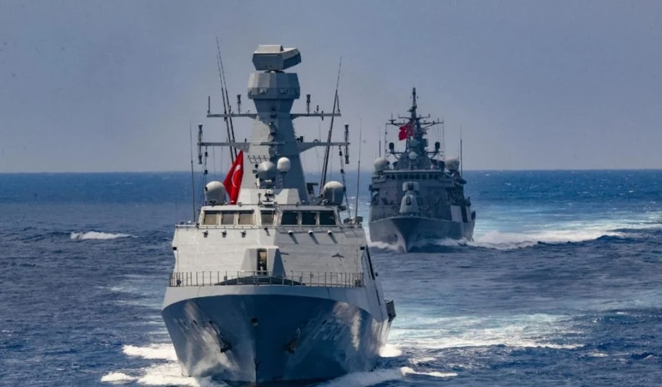 Η Γερμανία στηρίζει και προωθεί διαχρονικά την Τουρκία