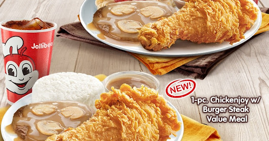 Super Sarap, Super Busog, Super Sulit! Load up on Jollibee's newest Super Meals!