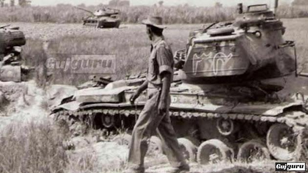 Ranchoddas pagi in 1971 war