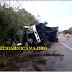 VIDEO : Fatal accidente en la Autopista Kilómetro 5, de la Autopista La Vega