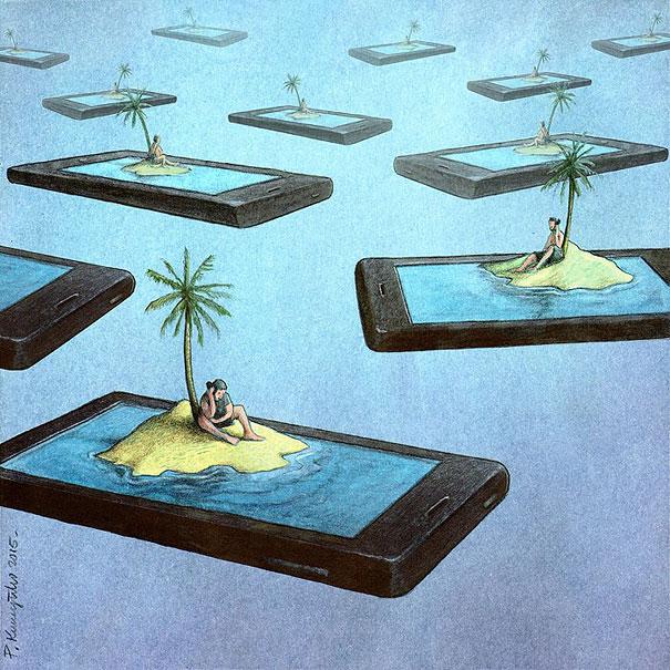 O que temos feito nas redes sociais | neodesvario | arte | social media | pawel kuczynki