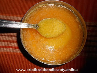 What is cow ghee used for?
