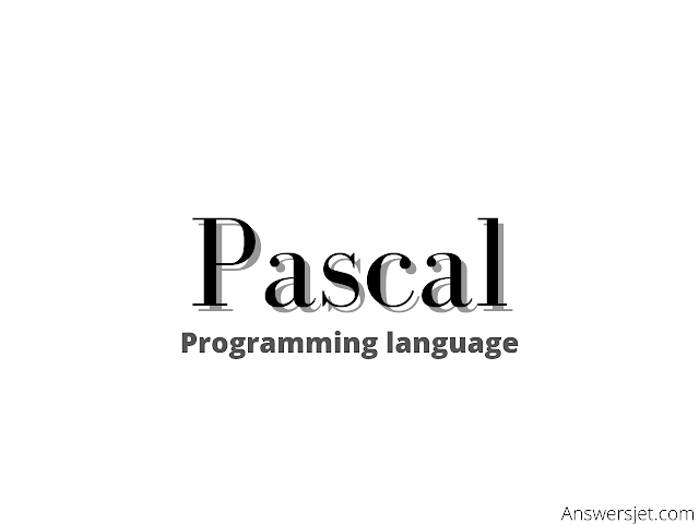 Pascal programming language: history, features, applications, Why learn