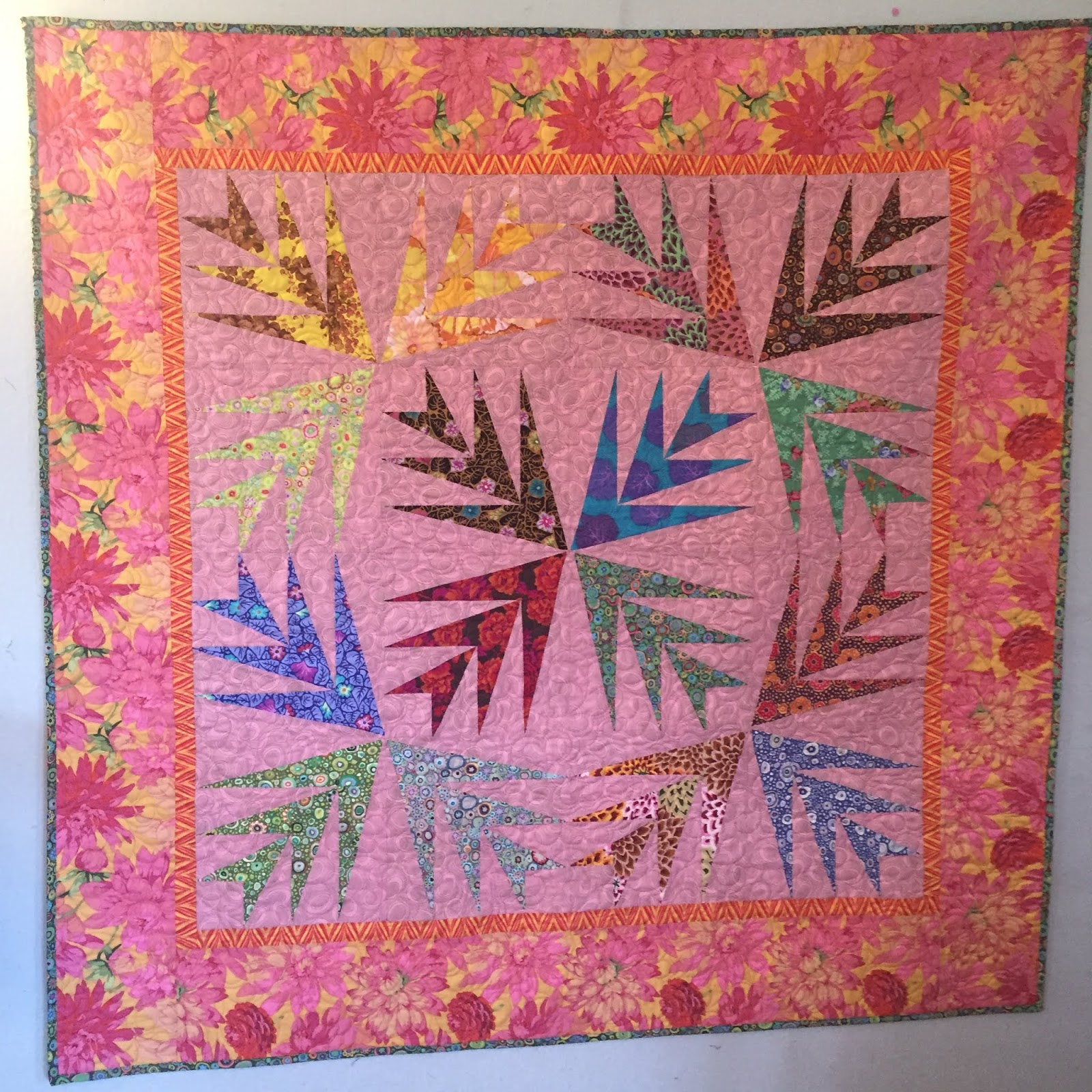 Debby Kratovil Quilts: Paper Piecing Tutorial with Waterwheels