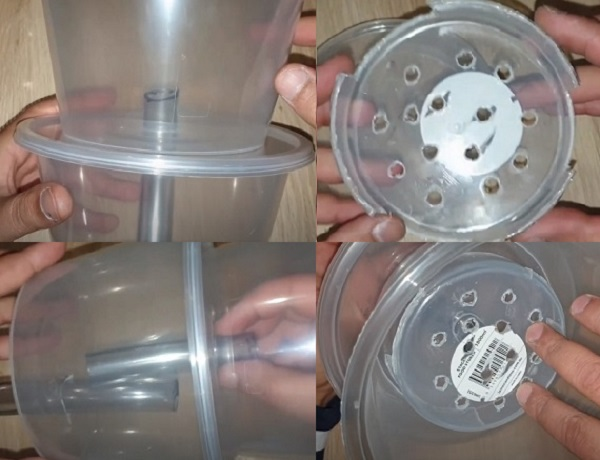 Assembling Filter Components
