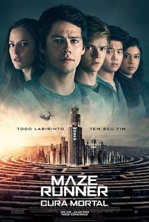 Maze Runner - A cura mortal - filme