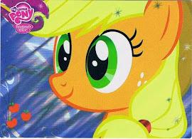 My Little Pony Applejack Series 2 Trading Card