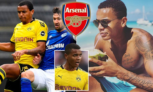Arsenal Ingin Gaet Manuel Akanji
