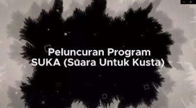 Peluncuran Program Suara Untuk Kusta