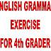 """Soal Grammar Bahasa Inggris SD Kelas 4 """"Simple Present Tense"""" Bentuk Pilihan Ganda Dilengkapi dengan Kunci Jawaban"""