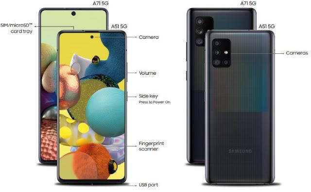 Galaxy A51 5G UW
