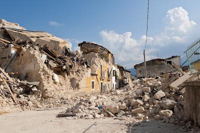 Οι σεισμοί τών τελευταίων αιώνων στήν Χώρα μας