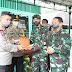 Dampak Covid 19, Kapolda Jateng Bersama Danrem 074/Warastratama Tinjau Dapur Umum TNI Polri