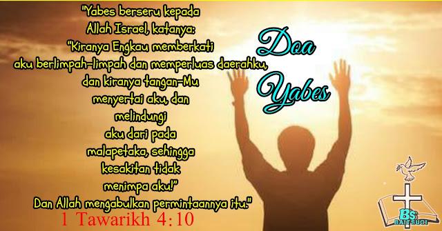 Doa Yabes