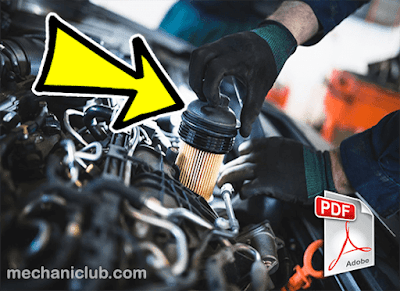 كتاب فحص محرك السيارة وتشخيص الأعطال PDF
