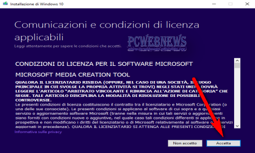 ISO di windows 10