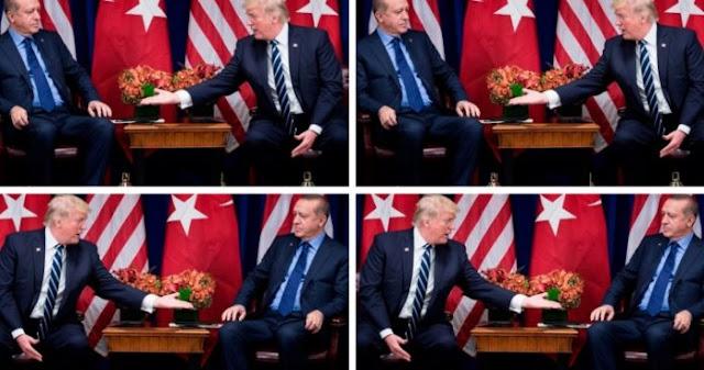 Οι ΗΠΑ ακυρώνουν τα ανατολίτικα παζάρια της Τουρκίας