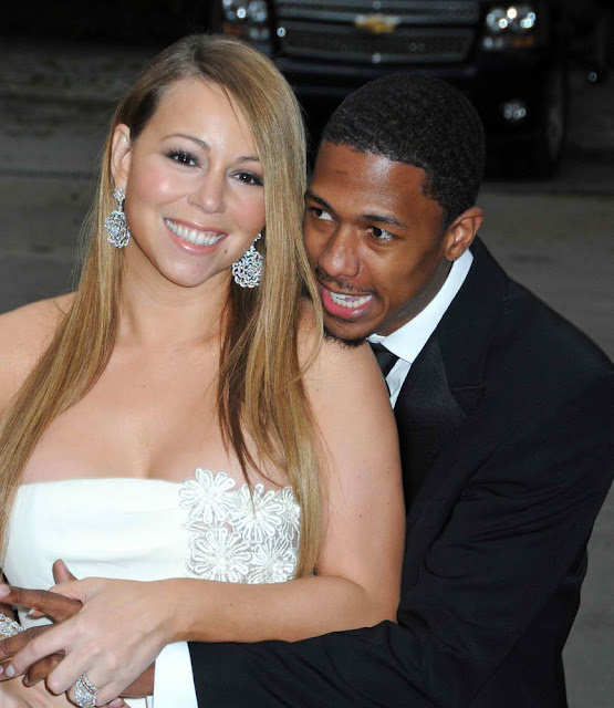 Mariah Carey And Nick Cannon Celebrate Christmas 2018 Together - 555×640