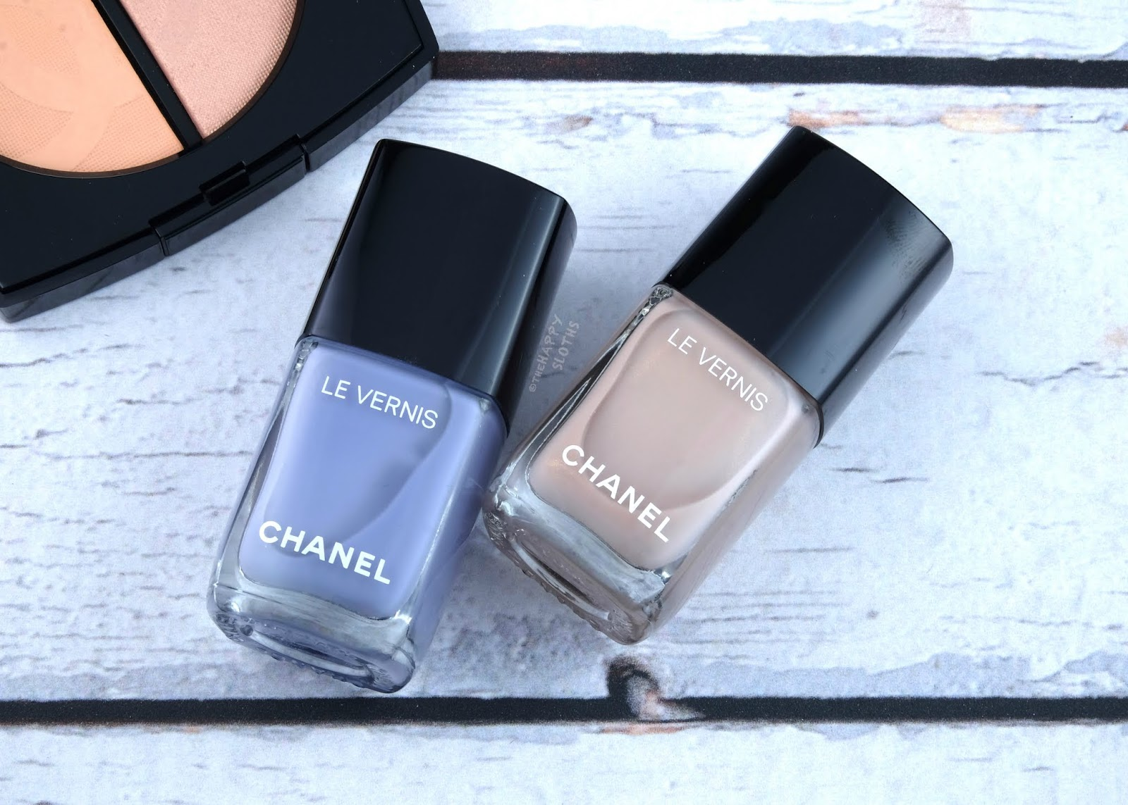 "Chanel Cruise Collection 2019 | Le Vernis in ""705 Open Air"" & ""703 Afterglow"": Review and Swatches"