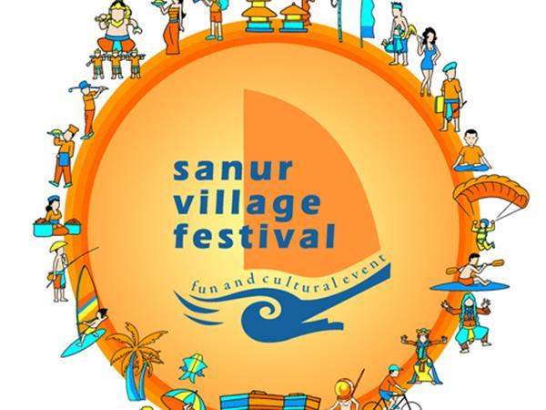 مهرجان قرية سانور