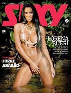 Download Sexy: Lorena Bueri Fevereiro 2015
