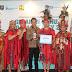 Supit Wakili JFE Terima Penghargaan dari Kementerian Kominfo RI
