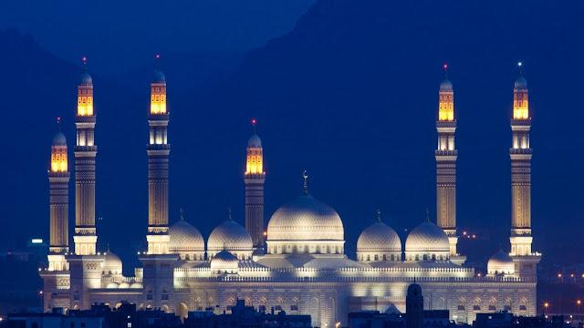 wallpaper hd mosque