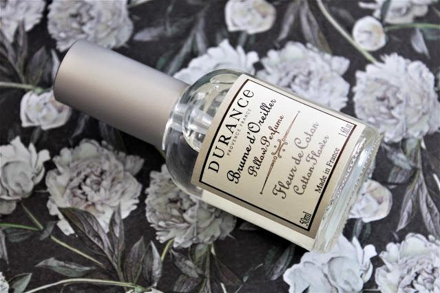 durance fleur de coton brume d'oreiller avis, brume d'oreiller relaxante, brume d'oreiller, durance brume d'oreiller, brume pour le linge, durance parfum de linge, parfum de linge, parfum fleur de coton, parfum de linge fleur de coton, parfum linge propre, parfum d'ambiance cocooning