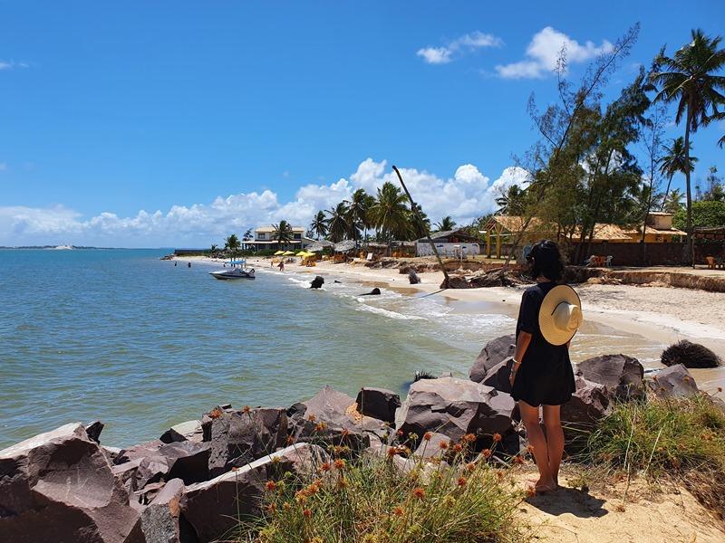 Praia do Saco - Litoral sul de Sergipe